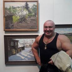 Легенда Ярославского бодибилдинага Игорь Омельницкий
